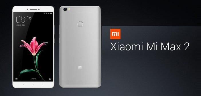 68d771a3ec2 Xiaomi Launches Mi Max 2