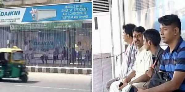 delhi-1st-ac-bus=stop
