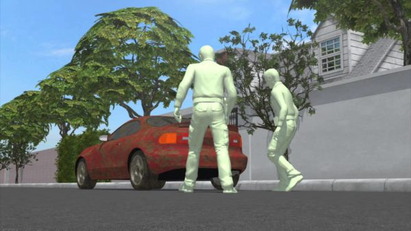 woman-man-car