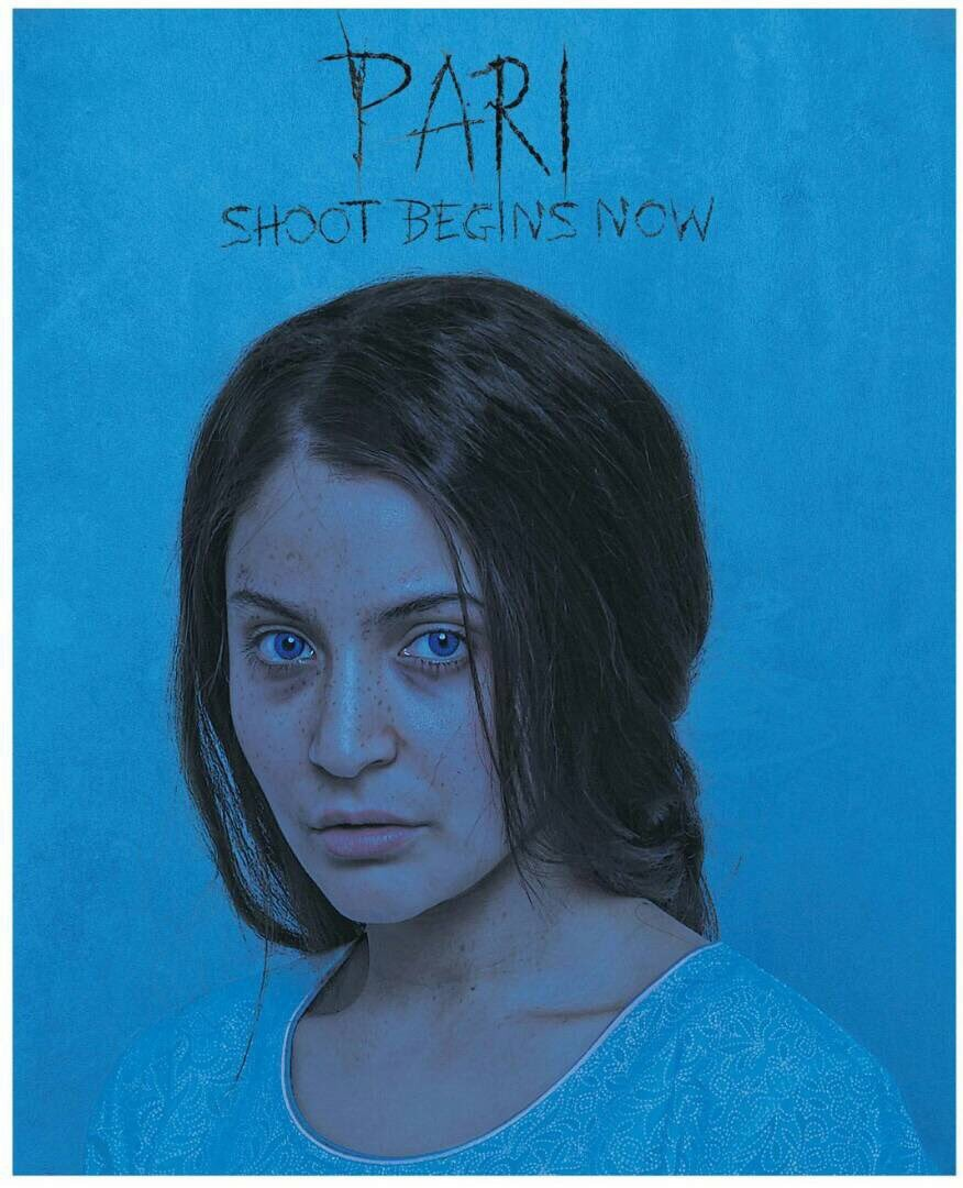 Anushka Sharma releases haunting first look of Pari