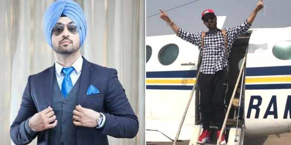 Was Owning A Private Jet Diljit Dosanjh39s Publicity Stunt  Check Out He