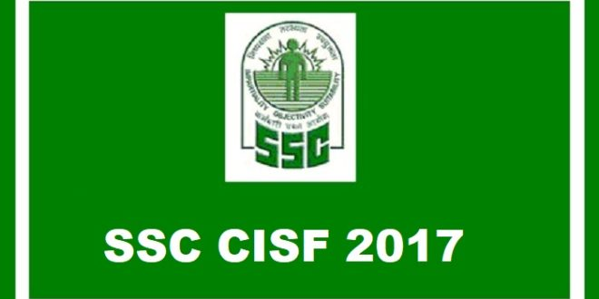 SSC-CISF
