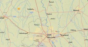 earthquake-haryana-delhi