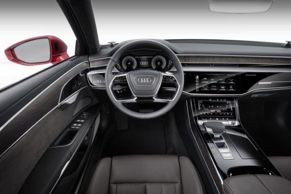 New Audi A Sedan Officially Unveiled Know Amazing Features - Audi sedan price