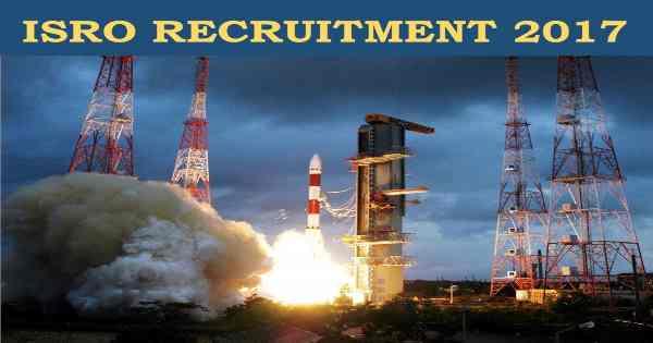 ISRO-recruitment