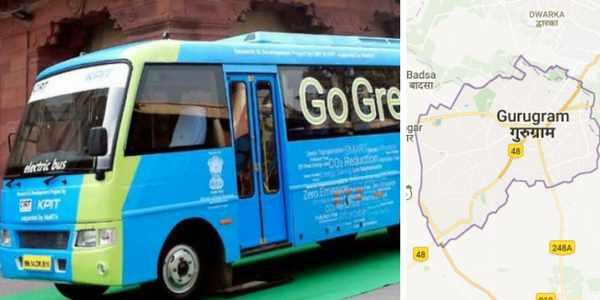 electric-bus-gurugram