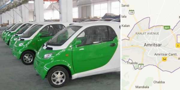 electric-car-amritsar