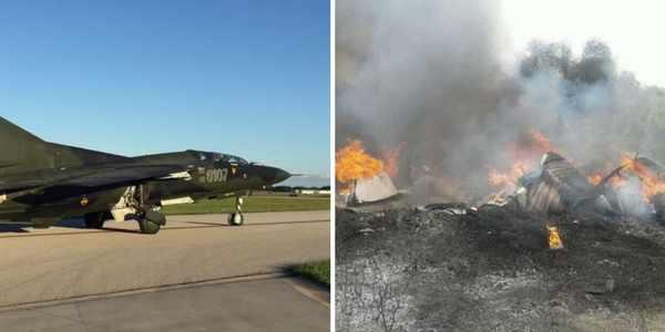 mig-23-plane-crash