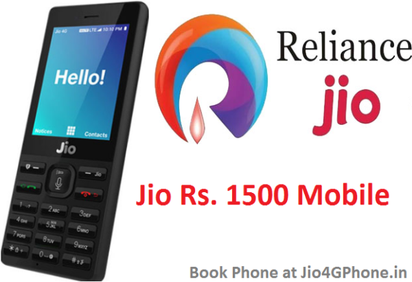 big sale d1dd2 8cc03 Jio Phone Booking | How, Where, When - Everything You'd Like to Know