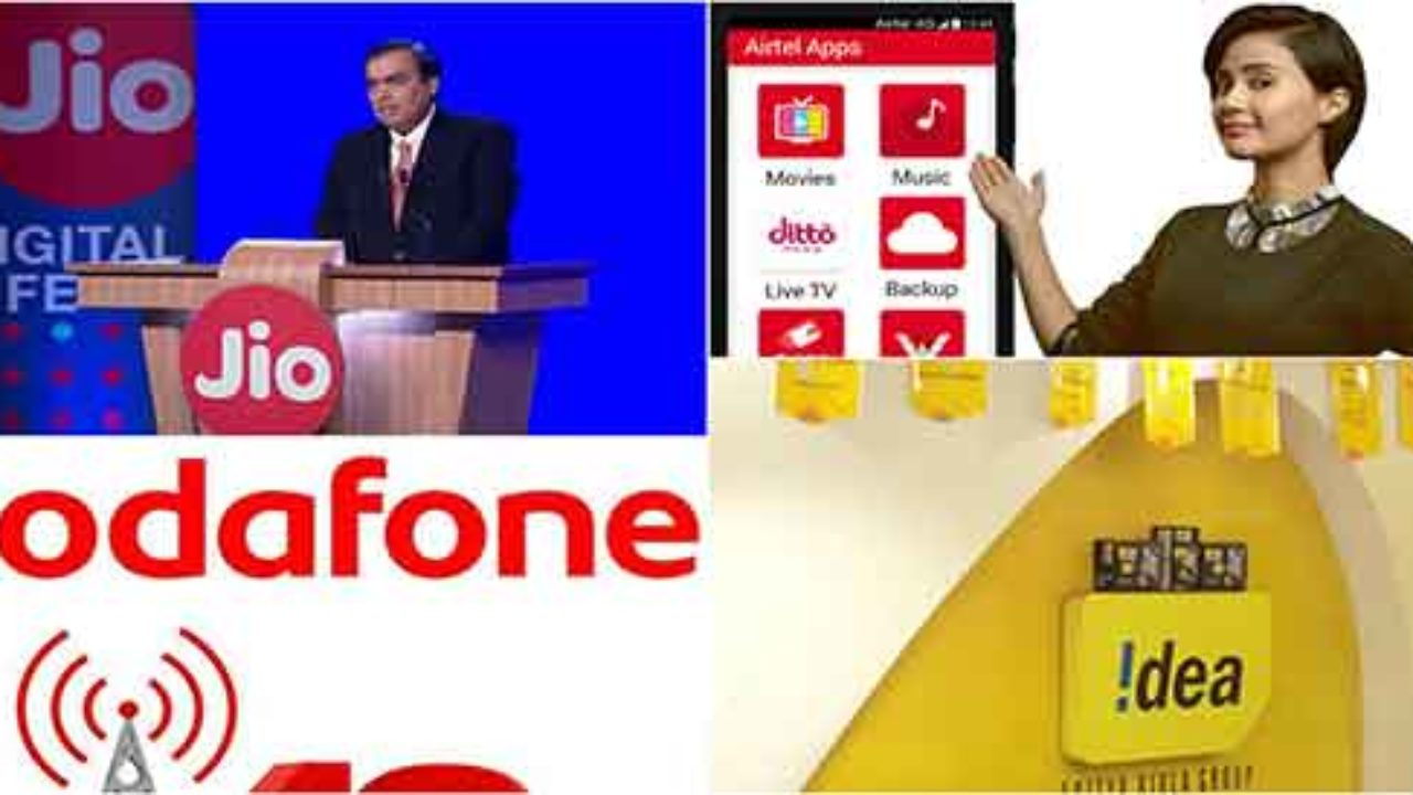 Postpaid Plan War: Reliance Jio 199, Airtel 399, Vodafone 399 & Idea