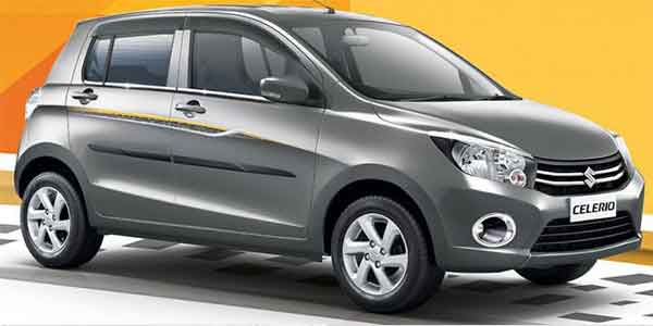 Maruti Suzuki Launches Feature Rich Celerio Facelift At Rs 4 15 Lakh