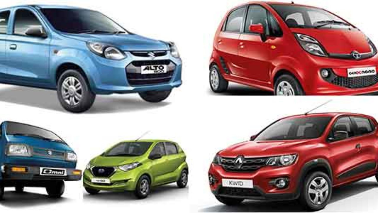 Top 5 Cars Under 3 Lakhs In India All Details With Images
