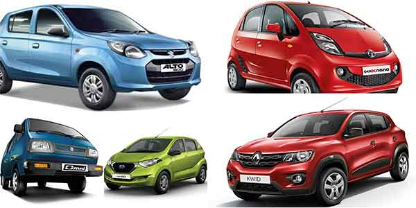 Best cars available in india below 10 lakhs 2016