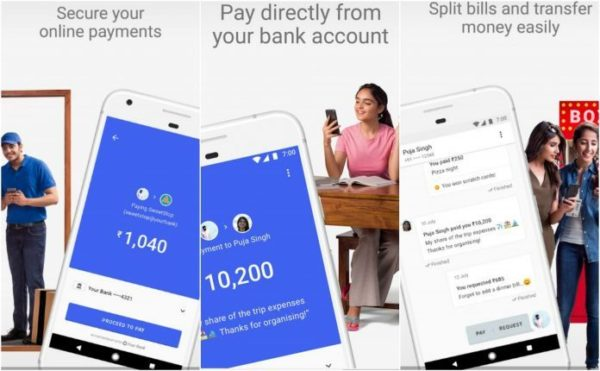 Google Tez The New Payment For India By Has Even Got A Referral Scheme
