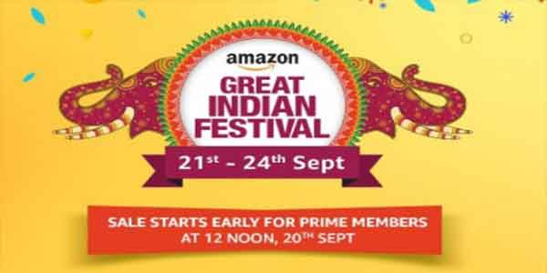 amazon-great-indian-festival-sale-start-21st-august-know-offers-discounts-prime-members-sale