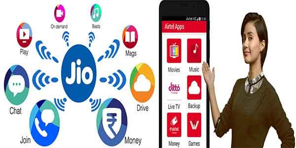 jio-4g-effect-airtel-349-pack-28-gb-data-vs-jio-349-pack-airtel-rs5-pack-my-airtel-app-offer-free-data