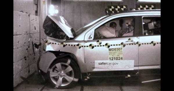 jeep compass suv went through euro ncap crash test here 39 s the safety rating it got. Black Bedroom Furniture Sets. Home Design Ideas