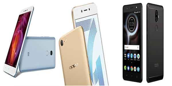 Oppo A71 Vs Redmi Note 4 Vs Lenovo K8 Plus | Price, Features