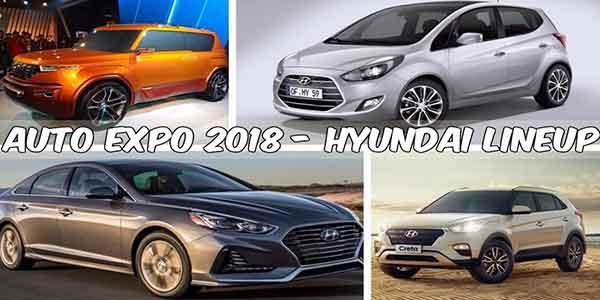 hyundai-may-unveil-cars-suvs-2018-auto-expo-delhi
