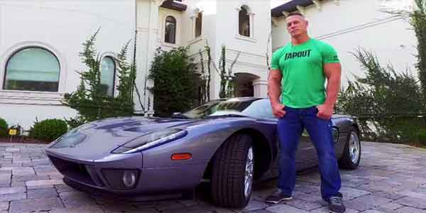 wwe-superstar-john-cena-sued-by-ford-for-selling-his-2017-ford-gt-car