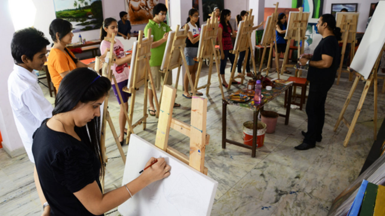 Top 5 Painting Classes In Chandigarh Govt Private With