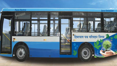 hrtc-to-run-50-electric-buses-in-shimla-soon-charging-stations-in-dhalli-shoghi