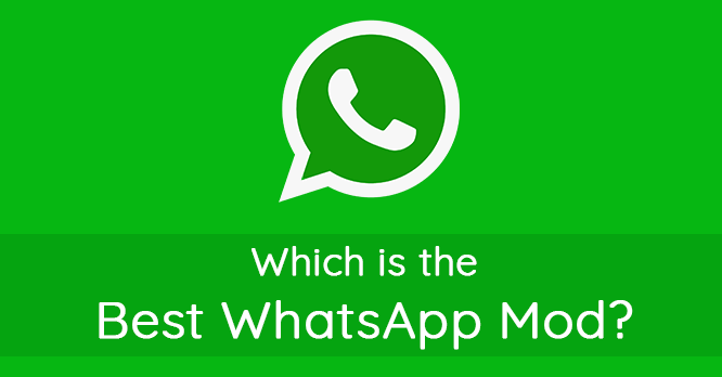 GBWhatsApp vs YoWhatsApp: Which Mod Should We Download?