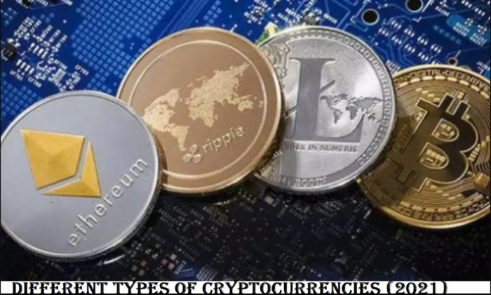 different-types-of-cryptocurrencies-2021