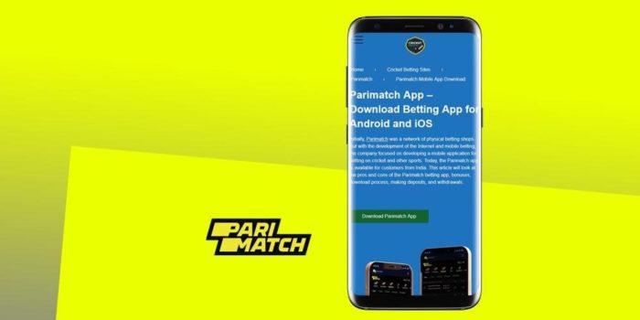 parimatch-india-app